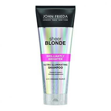 Шампунь для придания блеска светлым волосам Sheer Blonde Brilliantly Brighter , арт. 237610, 250 мл.