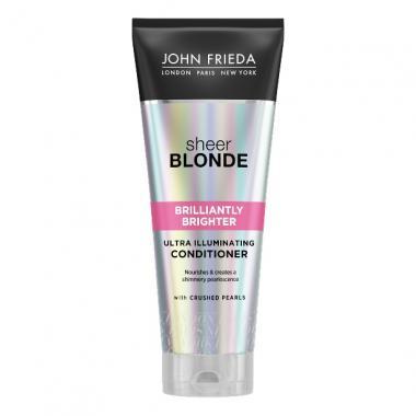 Кондиционер для придания блеска светлым волосам Sheer Blonde Brilliantly Brighter , арт. 237627, 250 мл.