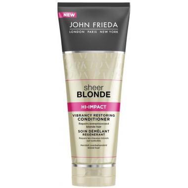 Восстанавливающий кондиционер для сильно поврежденных волос Sheer Blonde HI-IMPACT, арт. 227345, 250 мл.