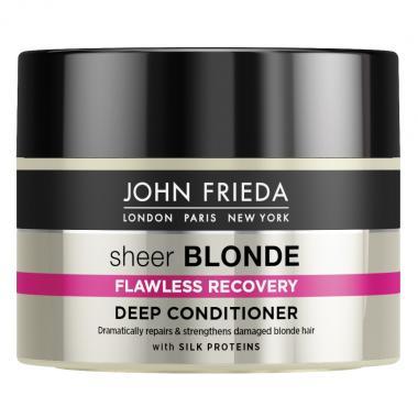 Маска для восстановления окрашенных волос Sheer Blonde Flawless Recovery, арт. 254716, 250 мл.