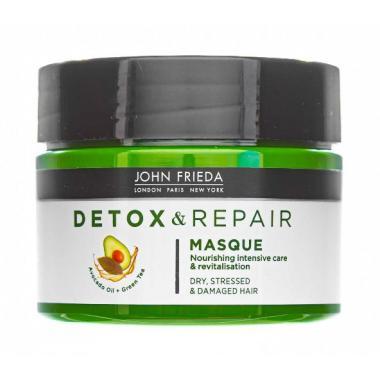 Маска питательная, для интенсивного восстановления волос Detox & Repair, 250 мл.