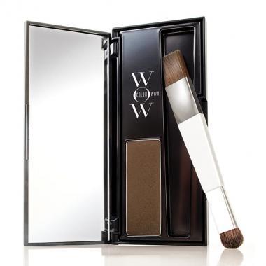 Минеральная пудра Color WOW «Светло-коричневый» для моментального изменения цвета корней волос, арт. 185427, 2,1 гр.