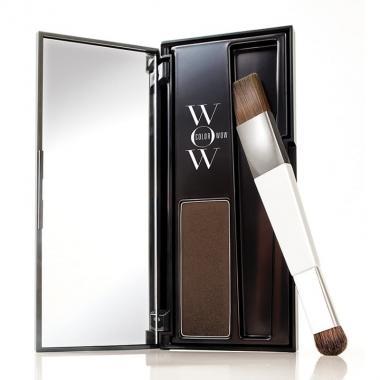 Минеральная пудра Color WOW «Средне-коричневый» для моментального изменения цвета корней волос, арт. 185434, 2,1 гр.